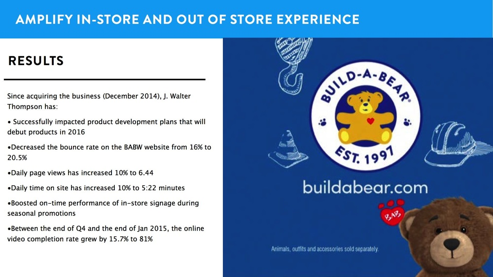 Build A Bear Manager